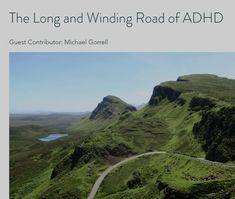 Adhd Diagnosis, Adhd Brain, Winding Road, World, The World