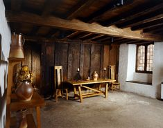 Medieval Cottage Interior Gallery