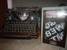 Zona de obras. Leila Guerriero - Páginas Colaterales / Blog de lectura