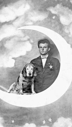 11 Fascinating Antique Photos of Dogs and People | WOOFipedia by The American Kennel Club