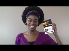 Review of Nubian Heritage's #AfricanBlackSoap and Coconut & Papaya Soap.