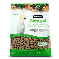 3Pound Natural Large Bird Food ** Click on the image for additional details. (This is an affiliate link) Best Detox Program, Oat Groats, Bird Food, Health And Wellbeing, Amino Acids, Beets, Dog Food Recipes, Seafood, Appetizers