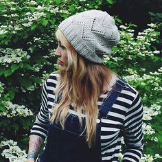 This is a printed pattern that requires shipping. Simple knits and purls create stunning texture in the Chevy hat. Knit...