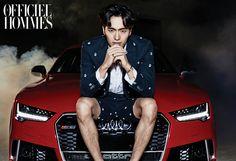 Lee Jin Wook for L'Officiel Hommes June '15 Korean Men, Korean Actors, Lee Jin Wook, Kdrama, People, Kimchi, Virgo, June, Couch