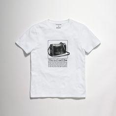 T-shirt, $125. Photo: courtesy of Coach & Rodarte