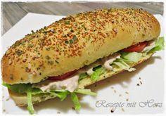 Thermomix - Rezepte mit Herz : Baguettes a la Subway