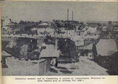 ul. Lubomelska 1938 r.