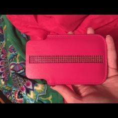 Swarovski iPhone case Fits 5/5c. All stones intact Swarovski Other