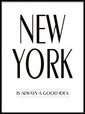 Tavla, poster med karta av New York, Stockholm, Paris, London | Tavlor, posters och affischer med världskarta och städer.