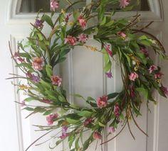 Summer Meadow Door Wreath Wreaths For Door,http://www.amazon.com/dp/B00JEITXR0/ref=cm_sw_r_pi_dp_TTvztb06ZHPX8RJF