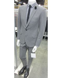 9. Mattison Suit and Shirt  We said it here first: This guy is the future of tailored clothing. Mattison offers trim pieces that perfectly blend feel youthful energy and hab style.
