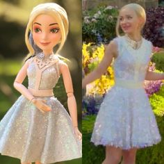 "483 To se mi líbí, 7 komentářů – descender (@disneydescender) na Instagramu: ""Mal vs. Doll 💜 #mal #blondemal #descendants #descendants2 #descendants3 #disney #sleepingbeauty…"""