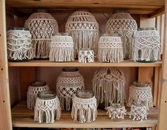 Macrame Bracelet Designs – Nonetheless Stylish After Ages – By Zazok Macrame Wall Hanging Patterns, Macrame Plant Hangers, Macrame Patterns, Macrame Chairs, Macrame Design, Macrame Knots, Cotton Rope, Pots, Market Displays