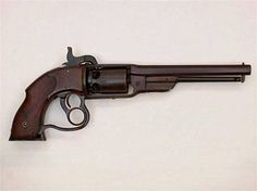 Civil War Savage Revolver.