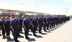 Em Novo Gama prefeito parabeniza Guarda Municipal pelo seu dia