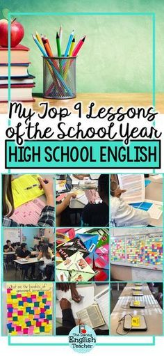 Middle and high school English teachers: you DON\
