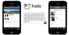 Meet My Dog, Social App