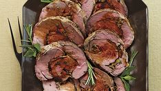 Apricot-and-Herb-Stuffed Leg of Lamb - Video Recipe - FineCooking Boneless Leg Of Lamb, Thing 1, Frozen Vegetables, Wonderful Recipe, Lamb Recipes, Easter Dinner, Daily Meals, Dinner Menu, Food Videos