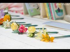 Manualidades con flores artificiales. Unas flores bolígrafo. Ideal para regalar a profes, como diy de vuelta al cole o como detalle. Diy Y Manualidades, Diy Crafts, Scrapbook, Table Decorations, Cricket, Home Decor, Crafting, Teaching, Youtube
