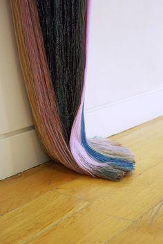 "lostinfiber: "" Eleanor Davies   sculpture """