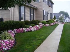 front yard landscaping ideas for craftsman style homes