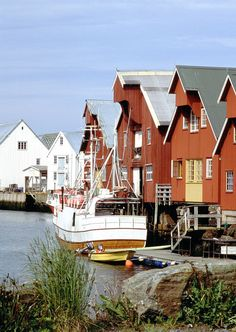The Fishing Village of Bud, Norway | by Reciprocity