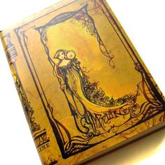 I love original journals! This lady has a whole Shakespeare theme of them too! How badly do I want to set?!?