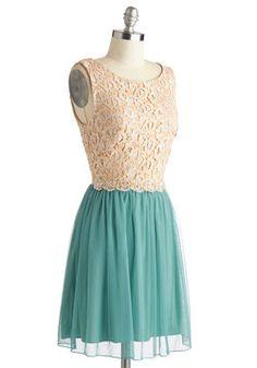 Arboretum Reception Dress, #ModCloth