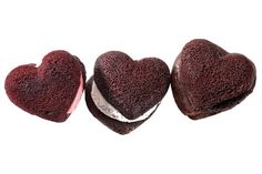 Whoopie Pies for Valentine's Day