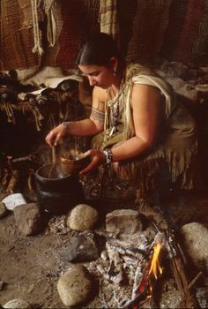 1000 images about early north american cooking on - Early american cuisine ...