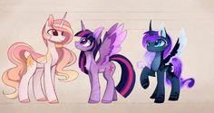 Sizes MLP: Princesses