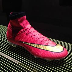 Superfly Returns! Introducing the new Nike Mercurial Superfly IV, powered by Flyknit technology.