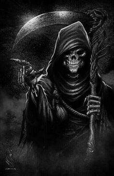 Resultado de imagem para The Grim Reaper female