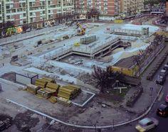 - Metro C, Construction yard, Roma 10x12 sheets film