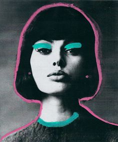 "joe cruz ""pastel portrait 2"""