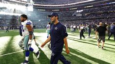 Dallas Cowboys owner Jerry Jones reiterates Tony Romo is the team's number one quarterback