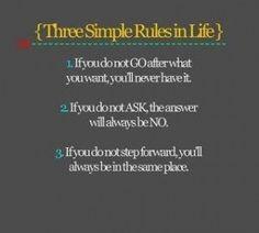 It does seem simple, doesn't it?