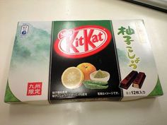 Citrus pepper #kitkat