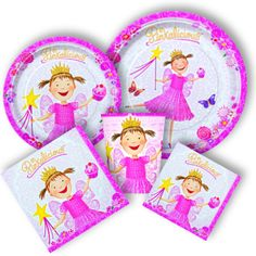 Pinkalicious Party Supplies from www.DiscountPartySupplies.com