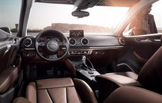 Luxury 2015 Audi Quattro is available in two trim level choices. Audi Quattro tested in this video has the liter turbocharged engine. Audi Tt Roadster, Audi A3 Sedan, Audi A3 Sportback, Audi Dealership, Audi A3 Quattro, Audi Usa, A3 8p, Sports Car Wallpaper, Audi Cars