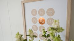 Light up your wall with our beautiful Zodiac posters! ✨ You can choose sign, name and date on your own. Find all signs here www.kvitrams.no