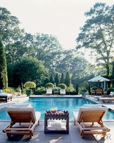 Classic Style Spot: Spot on Pools...