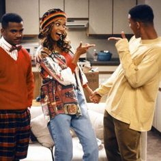 Tyra Banks in The Fresh Prince of Bel-Air