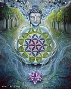 Form and Formless / Sacred Geometry <3