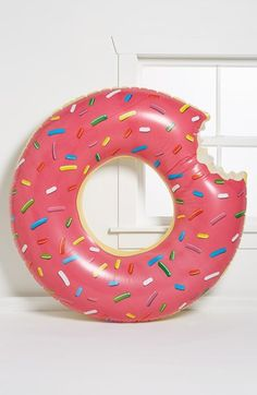 BIG MOUTH TOYS 'Gigantic Donut' Pool Float available at #Nordstrom