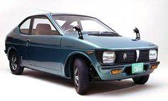 Suzuki Fronte coupé