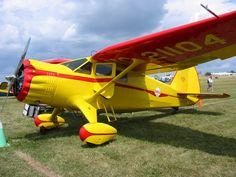 Aircraft at Oshkosh