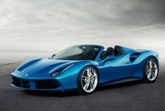 2016 ferrari 488 spider wide