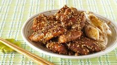 How to Make Sesame Seeds Crusted Chicken Teriyaki (No Alcohol Recipe) ヘル... | My Sweet Tooth