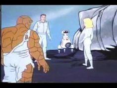 Fantastic Four 1978 intro